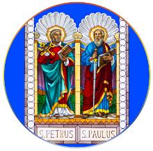Parrocchia dei Ss. Pietro e Paolo Logo